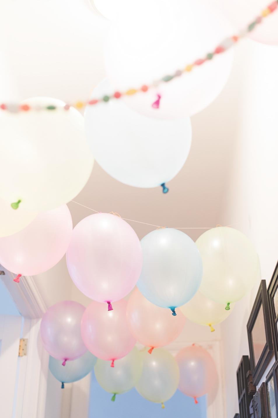 Lesley Colvin Sugar Plum Fairy Birthday Party